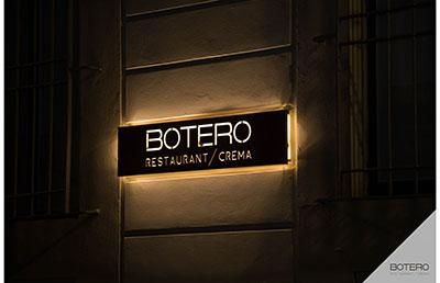 botero restaurant